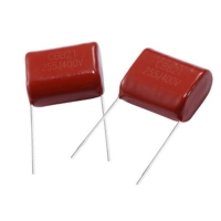 China Polyester Film Type CBB21 Capacitor  Components for Eletronic Products on sale