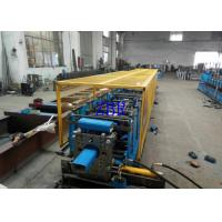 Buy cheap 13 Stations Downspout Roll Forming Machine 3T Manual Uncoiler For Roof Water product