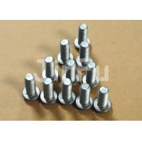 Buy cheap Grade 2 Titanium Hex Screws / Titanium Hex Bolts Alkali Resistance from wholesalers