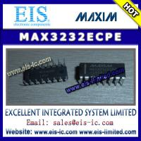 Buy cheap MAX3232ECPE - MAXIM - ±15kV ESD-Protected, Down to 10nA, 3.0V to 5.5V, Up to 1Mbps, True R product