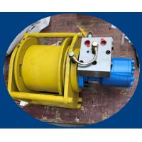 Buy cheap aerial platform hydraulic winch with compact structure from wholesalers