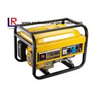 Buy cheap Single Cylinder 3kVA Home Gasoline Generators with Four Stroke OHV Petrol Engine product