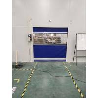Buy cheap Used commercial warehouse insulated PVC high speed rolling doors from wholesalers
