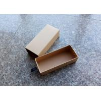 Buy cheap Environmental Plain Gift Boxes , Corrugated Paper Custom Product Boxes from wholesalers