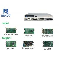 Buy cheap Professional RF Integrated Media Gateway IP To IP Signal Convert QAM Modulate from wholesalers