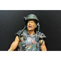 Buy cheap Camouflage Soldier Action Figures , Army Action Figures With Screaming Face from wholesalers