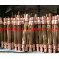Buy cheap All copper bellows/Instrument brass bellow/copper tube from wholesalers
