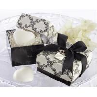 Buy cheap wholesale Sweet Heart personalized Heart Shaped scented soap favors from wholesalers