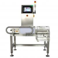Buy cheap Automactic Online Conveyor Weight Checker , Belt System Check weigher , IP65 Waterproof rating from wholesalers