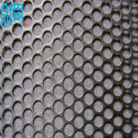 Buy cheap Standard perforated metal mesh from wholesalers