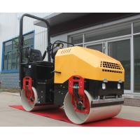Buy cheap 25HP Diesel Engine 2 ton Hydraulic Drive Double Drum Vibration Roller  ZMYL-900 product
