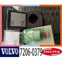 Buy cheap Common Rail Control Valve 7206-0379 Acutator 72060379 for Injector BEBE4C00101 Used on V OLVO 12L TRUCK D12 EURO 3 06/01 from wholesalers