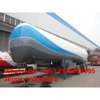 Buy cheap BPW 3 axles air suspension lpg propane tank trailer for sale, hot sale air-suspension 3 axles BPW lpg gas tank trailer from wholesalers