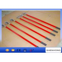 High Voltage Tools : High voltage hot stick products