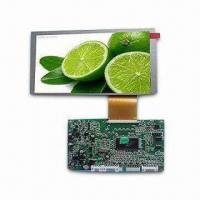 Buy cheap 5.6-inch TFT LCD Module with 640 x 480 Pixels Resolution and LED Backlight from wholesalers