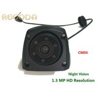Buy cheap Super Wide View Vehicle Reverse Camera  With 1.3 MP HD Resolution , 1.7 Mm Lens product