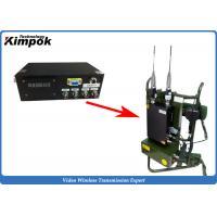 Multi Function Audio And Video Wireless Transmitter 720P Video & Data Wireless Sender