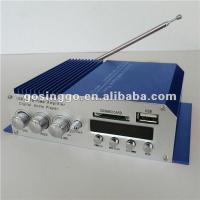 Buy cheap car mp3 usb fm amplifier from wholesalers