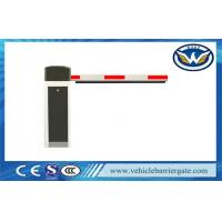 Buy cheap ODM SGS IP54 car barrier gate / motorised security arm gates vehicle access from wholesalers