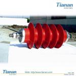 Buy cheap 0.22 - 35 Kv Surge Arrester ACB Structure Four Pole , High Voltage Surge Arrester from wholesalers