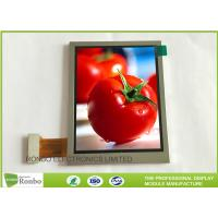 Buy cheap 3.5 Inch TFT Transflective LCD Display 240*320 Sunlight Readable Outdoor Application product