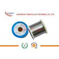 Buy cheap Constantan Round Copper Nickel Alloy Wire Cuni 40 For Jepsun Sampling Resistor from wholesalers