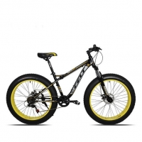 Buy cheap OEM 27 Speeds Boys 140cm 26 Inch Fat Tire Bike from wholesalers