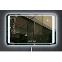 Buy cheap 5mm Silvery LED Bathroom Mirror With Radio / Bluetooth Touch Screen from wholesalers