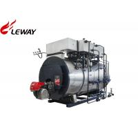 Buy cheap Wet Back Design High Efficiency Gas Steam Boiler Feedwater Temp 20℃ For Laundry from wholesalers