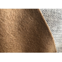 Buy cheap Polyester Printed Sofa Velvet Upholstery Fabric Brushed Velboa Home Textile Fabric product