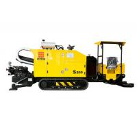 Buy cheap Cable Laying S200 20Ton HDD Boring Machine High Thrust / Pullback Speed product