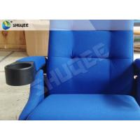 Buy cheap Futuristic Cinema Shock Theater Seating For Home Fine Linen Fiber Armrest product