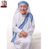 Buy cheap Teresa Mother Lifesize Religious Silicone Wax Sculptures for Art from wholesalers