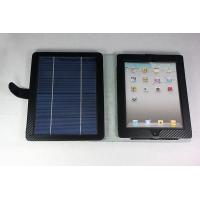 Buy cheap Green leather Folding Droid, Blackberry, Palm, eReaders, Ipad Solar Charger Case / Cases from wholesalers