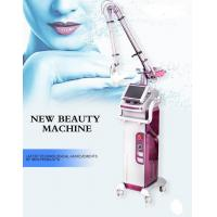 Buy cheap Air Cooling Fractional Co2 Laser 10600nm Skin Tightening Machine with 10 inch screen from wholesalers