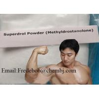 Buy cheap Weight Loss Androgen Steroid Hormones Powder Methyldrostanolone Superdrol from wholesalers