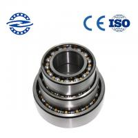Buy cheap Steel / Brass Cage Double Row Angular Contact Ball Bearing Skf7005AC With 15 Degree High Precision from wholesalers
