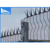 Buy cheap High Tensile Welded Powder Coated Fencing Panels Metal Clamp Corrosion Resistance from wholesalers