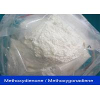 Buy cheap High Purity Prohormone Steroids Powders Methoxydienone 2322-77-2 from wholesalers