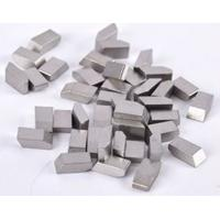 Buy cheap Stellite 12 Cobalt Based Tungsten Carbide Saw Tips / Tungsten Carbide Teeth Anti Rust from wholesalers