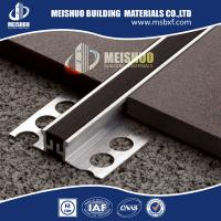 Buy cheap construction metal material aluminum rubber tile ceramic movement joint from wholesalers