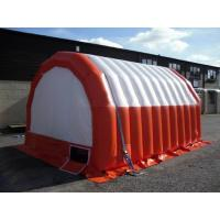 Buy cheap Portable Garage painting workstation shelter inflatable tent from wholesalers