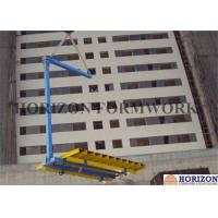 Versatile Floor Slab Formwork Systems EN1065 Prop For Decking Concrete