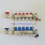 Buy cheap Stainless Steel Underfloor Heating Manifold,Stainless Steel 304 UFH Manifolds from wholesalers