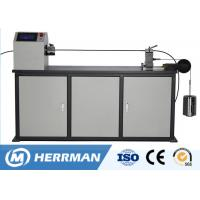 Buy cheap Fiber Optic Cable Torsion Testing Equipment , ADSS Wire Torsion Testing Machine from wholesalers