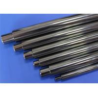 Buy cheap φ0.1mm Inner Diameter Tungsten Carbide Processing Tungsten Steel Rod product