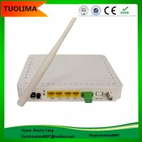 Buy cheap High Quality GEPON ONU With wifi FE CATV from wholesalers