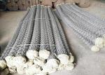 Buy cheap PVC Coated Metal Mesh Fences Galvanized Diamond Wire Mesh Fence Rolls from wholesalers