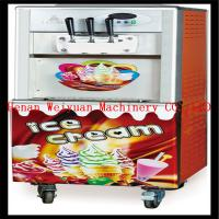 Buy cheap Hight quality commercial soft ice cream machine for sale 18-22L/H from wholesalers