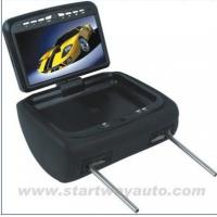 Buy cheap 9 inch Car Headrest DVD Player from wholesalers